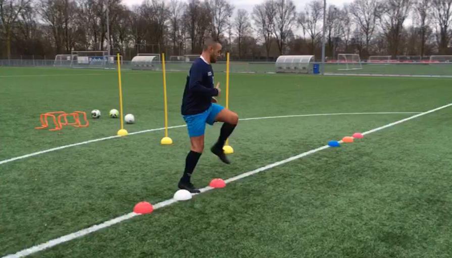 football performance agility